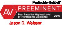 Jason D. Weisser Award