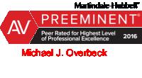 Michael J. Overbeck Award