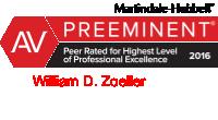 William D. Zoeller Award