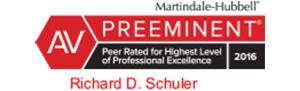 Richard D. Schuler Award